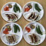 朝からホットクック、ワンプレートが子供達のお昼ご飯。