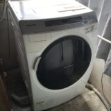 良くエラーが出るドラム式洗濯乾燥機、今回の原因はこれかー。