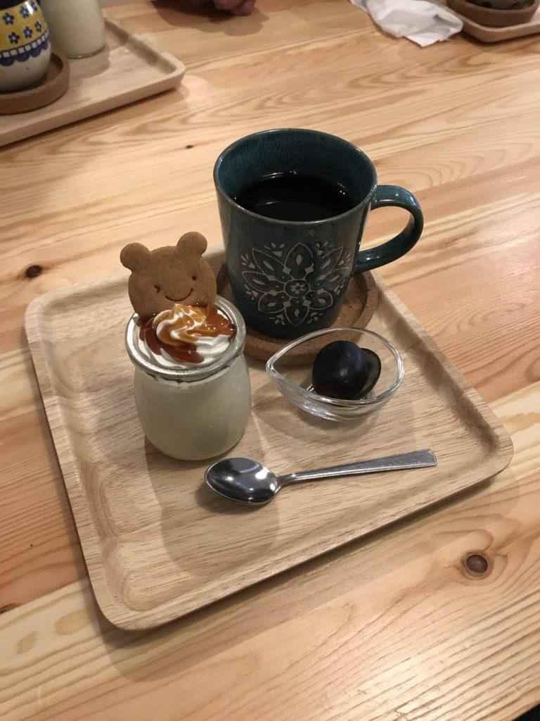 こぐまちゃんカフェ
