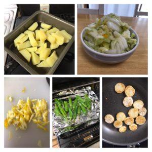 シンプル料理